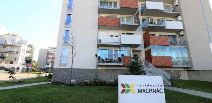 Трехкомнатная квартира купить Братислава Machnáč
